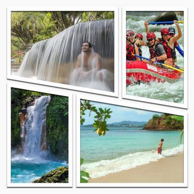 Costa Rica Tours d'une journée au costa rica