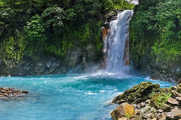 rio céleste tourisme dental care costa rica