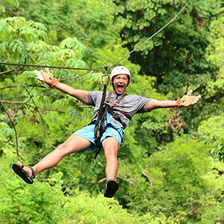 Costa Rica Excursions et visites d'une journée tour de 1 jours Costa Rica