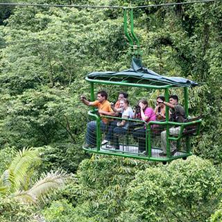 L'expérience authentique de la forêt tropicale